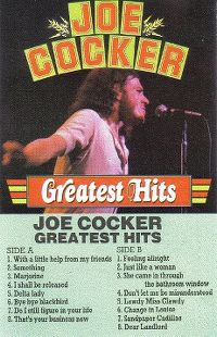 Cover Joe Cocker - Greatest Hits [1988]